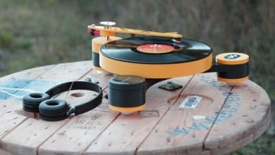 Photo of Hi-fi expert Lenco and RepRap Universe launch modular, 3D printed turntable