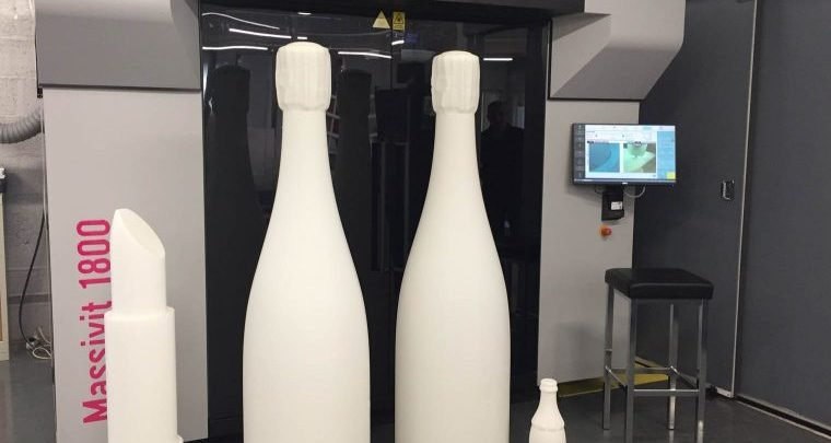 Photo of Deko 3D launches large format visual marketing 3D printing services