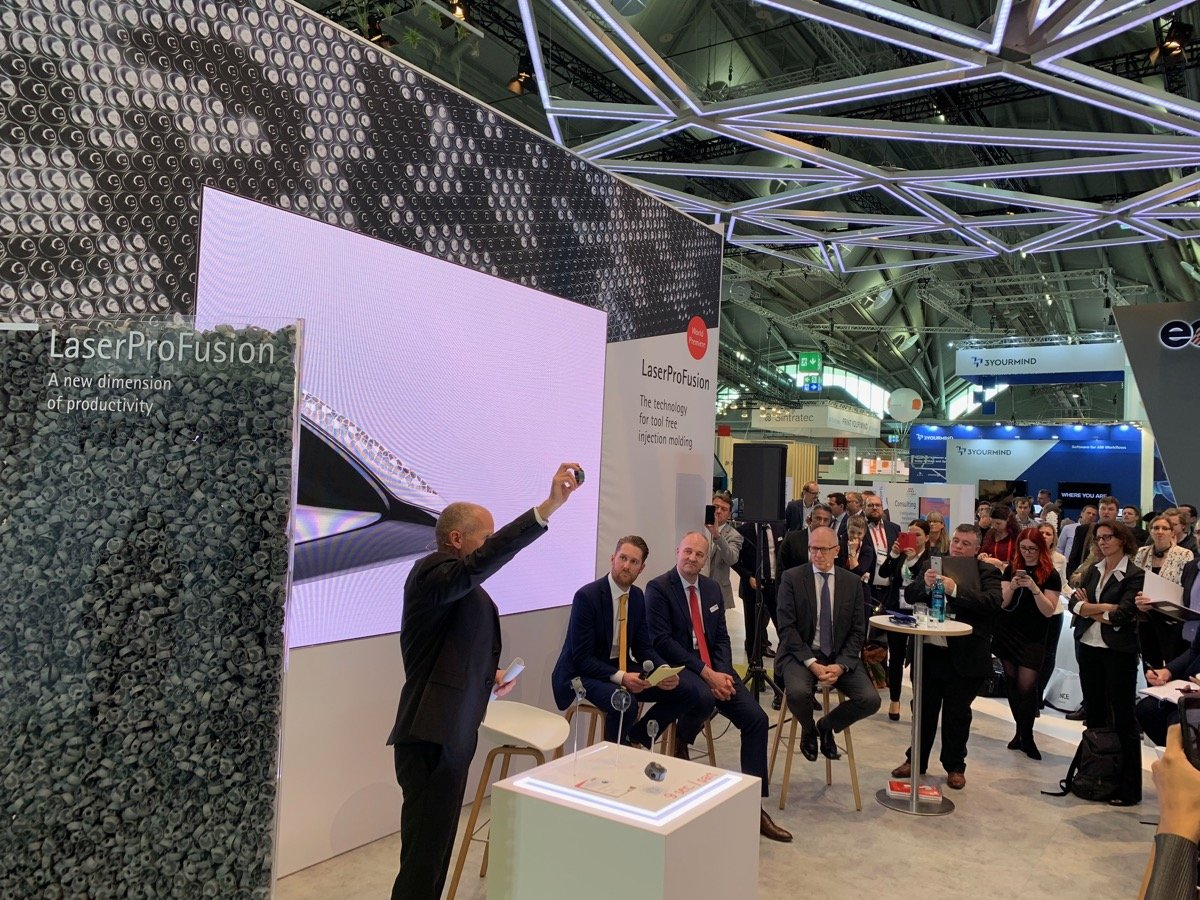 key trends that emerged at formnext 2018