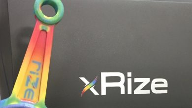 Photo of RIZE Inc. unveils full-colour XRIZE industrial 3D printer, new materials and more