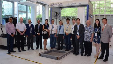 Photo of AM.NUS launches Construction 3D Printing Programme at Singapore University