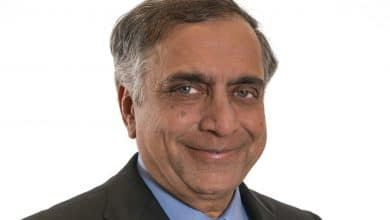 Photo of One to one with 3D Systems' CEO Vyomesh Joshi