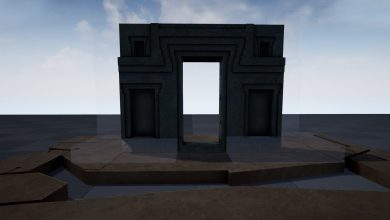 Photo of Mini 3D printed replica of ancient Tiwanaku structure sheds lights onto historic site