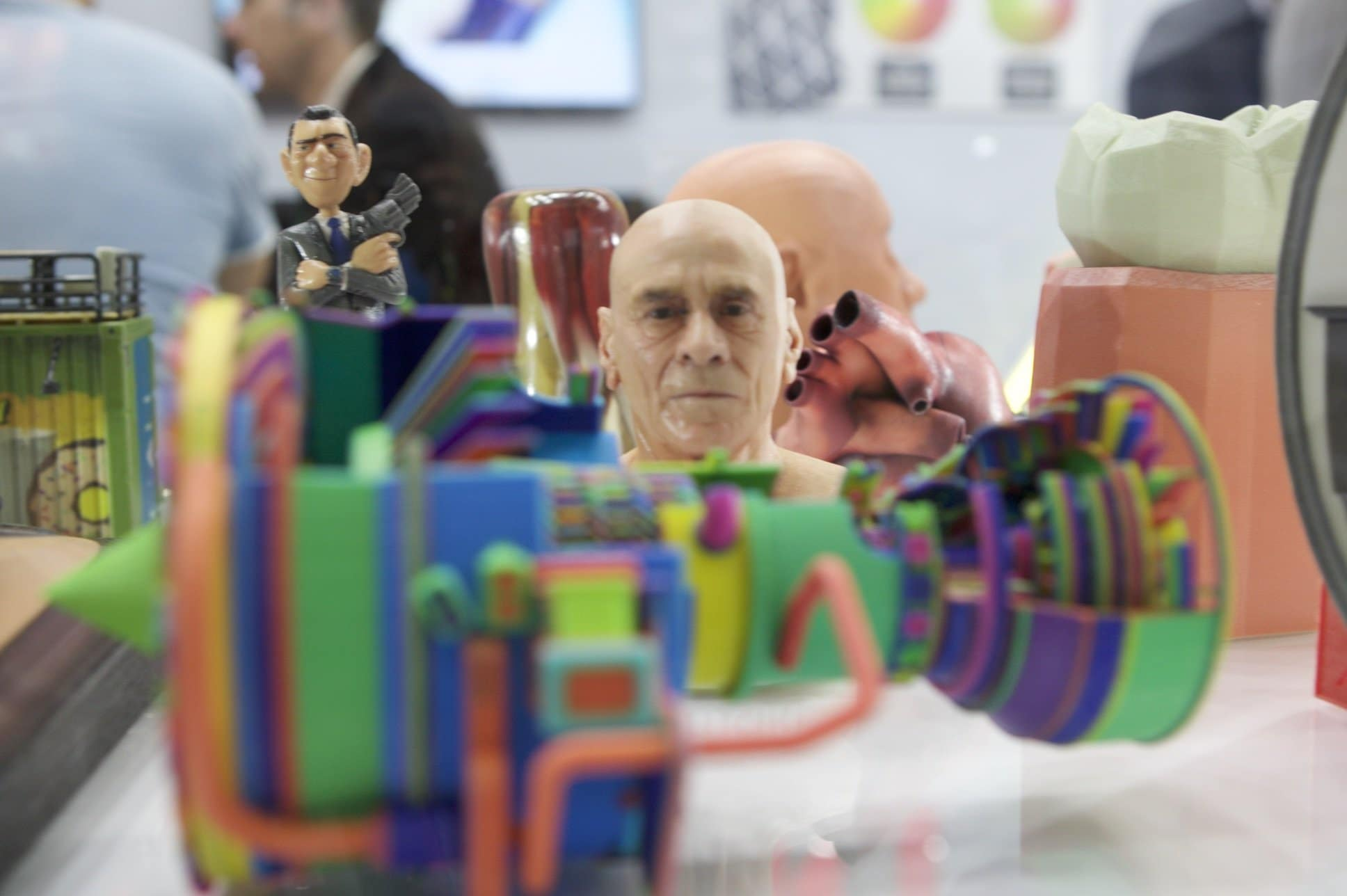 The colourful 3D printing experience of Mimaki - 3D Printing