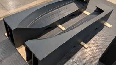 Photo of Thermwood validates direct additive manufacturing of yacht hull molds
