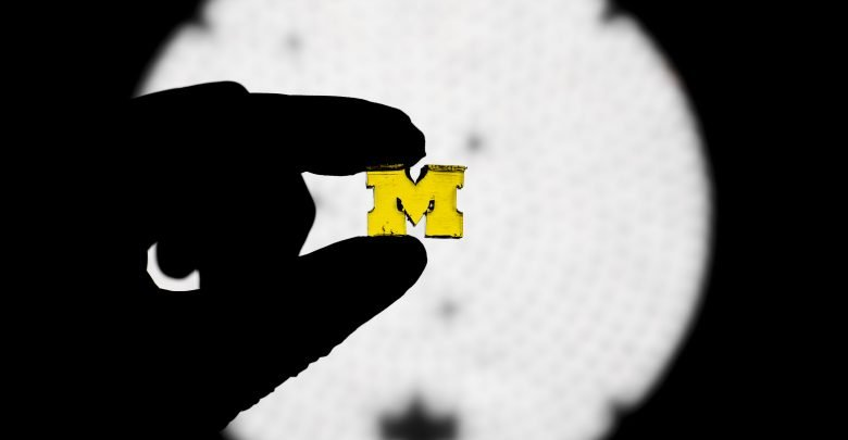 University of Michigan resin 100x faster