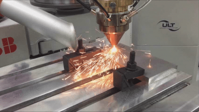 Photo of RUAG Australia leads exploration of laser metal deposition for military aircraft repair