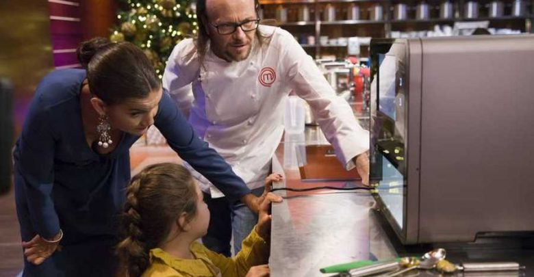 MasterChef Junior 3D print