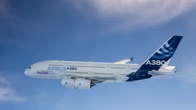 Photo of Goodbye Airbus A380, one of the first planes to fly 3D printed parts