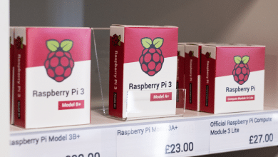 Photo of First physical Raspberry Pi store opens in Cambridge, UK