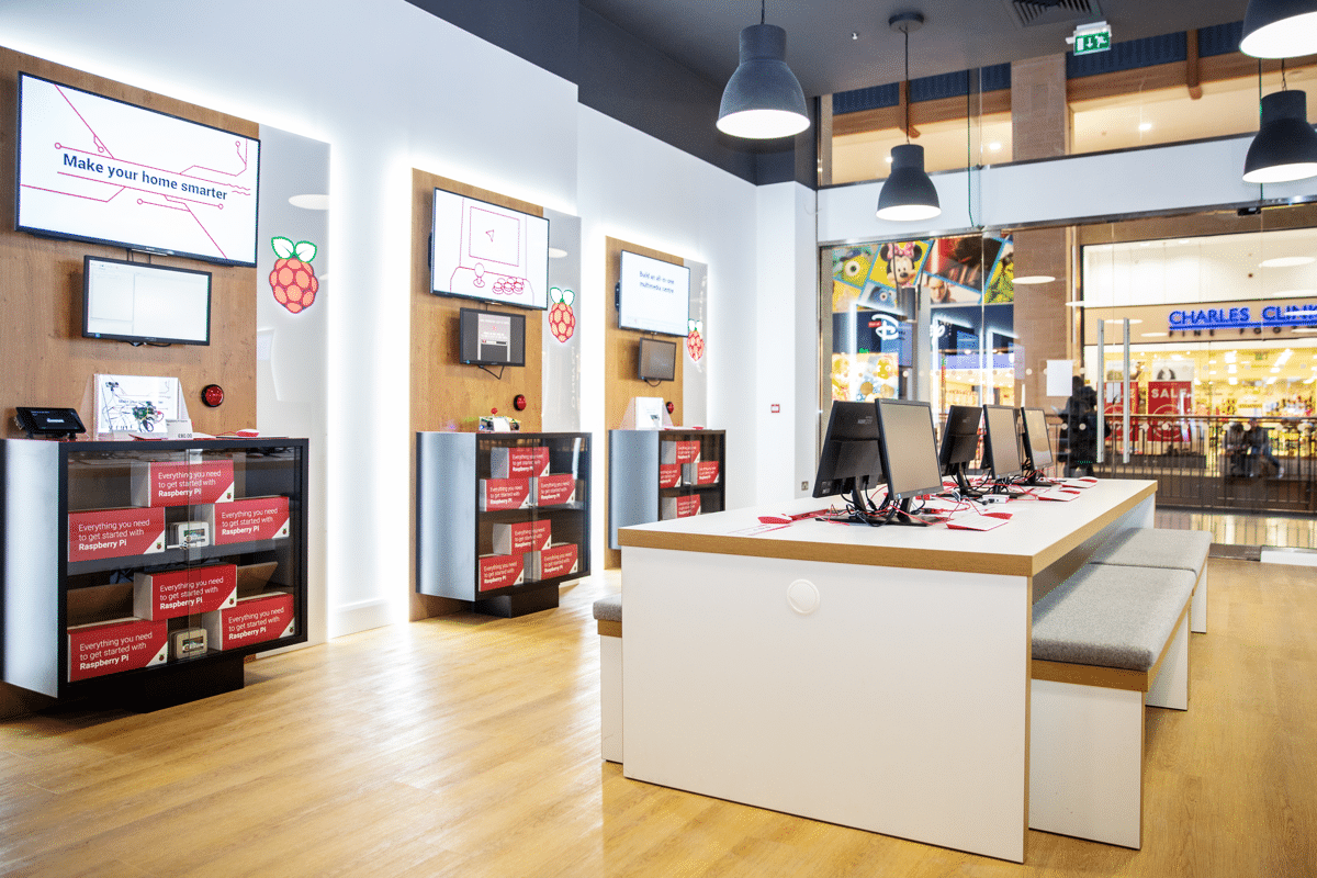 First physical Raspberry Pi store opens in Cambridge, UK