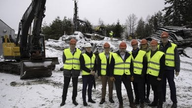 Photo of GE-owned Arcam breaks ground on new Swedish facility