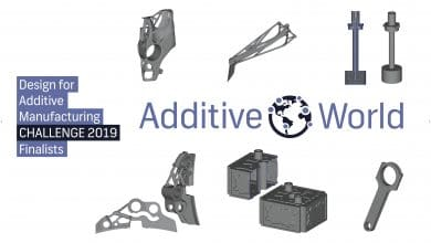 Additive Industries 2019 finalists