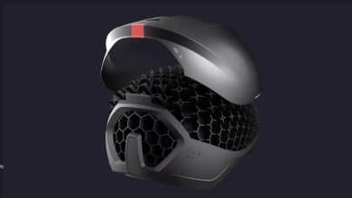 Photo of Hexr launches custom helmet as the battle of the 3D printed helmets heats up