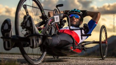 Photo of Disabled triathlete uses 3D printing to overcome barriers in Ironman race