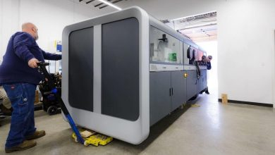 Photo of Desktop Metal ships and installs first ever Production System