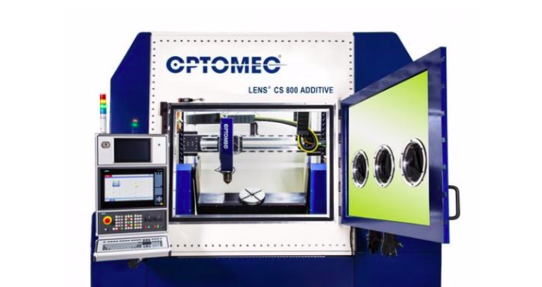 Photo of Optomec integrates AutoCLAD with LENS products for AM repair automation