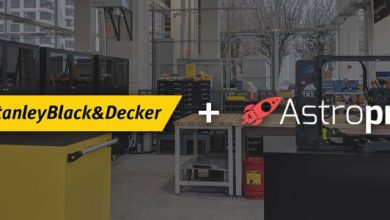Photo of Stanley Black & Decker and AstroPrint create distributed network of 3D printers