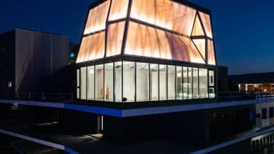 Photo of ETH Zurich's smart, 3D printed DFAB HOUSE is now officially open