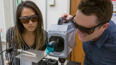 Photo of LLNL seeks to optimize multi-beam 3D printing