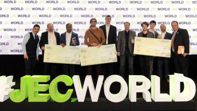 Photo of Composite 3D printing company AREVO wins startup prize at JEC World