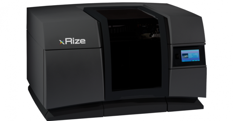 XRIZE 3D printer Smart Spaces