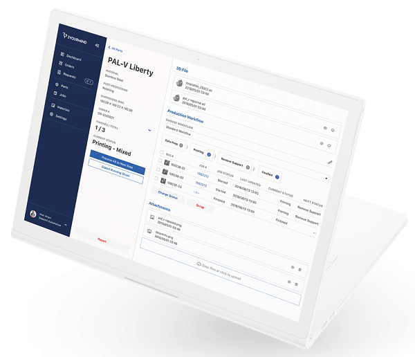 3YOURMIND Agile Manufacturing Execution System
