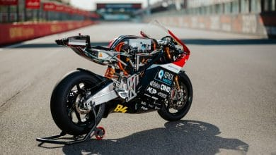Photo of Electric Superbike Twente and K3D redesign and 3D print cooling system