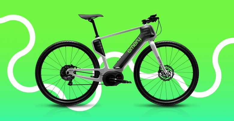 AREVO Emery ONE eBIKE