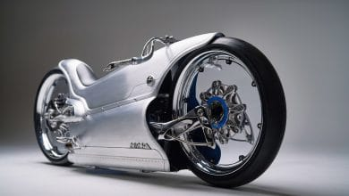 Photo of Fuller Moto 2029 bike seamlessly blends 3D printing and tradition