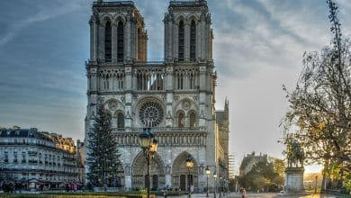 Photo of 3D scan of Notre-Dame Cathedral could help in restoration effort