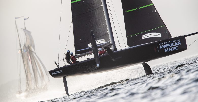 Photo of Creaform's 3D scanning could offer competitive edge for 2021 America's Cup