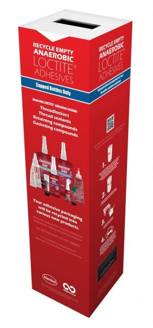 Henkel Recycling program loctite