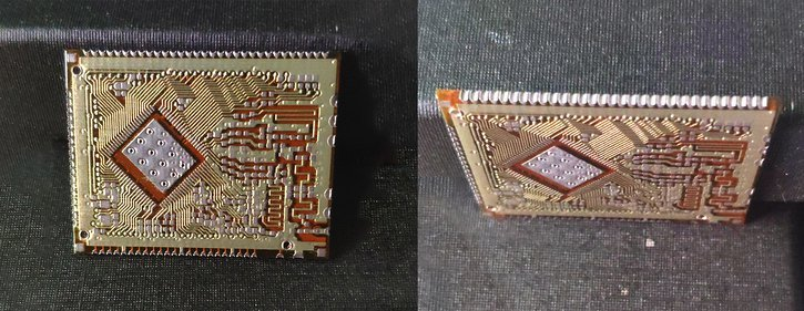 Photo of Nano Dimension successfully 3D prints side-mounting tech onto PCBs