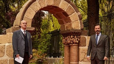 Photo of 3D printing Spain's 12th c. San Pedro de las Dueñas Arch