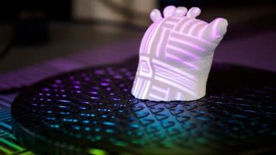 Photo of Virginia Tech researchers find new way to 3D print prosthetics with integrated sensors