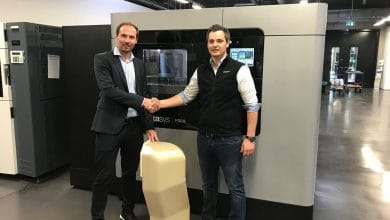 Photo of Bombardier Transportation installs Stratasys F900 3D printer for DACH region