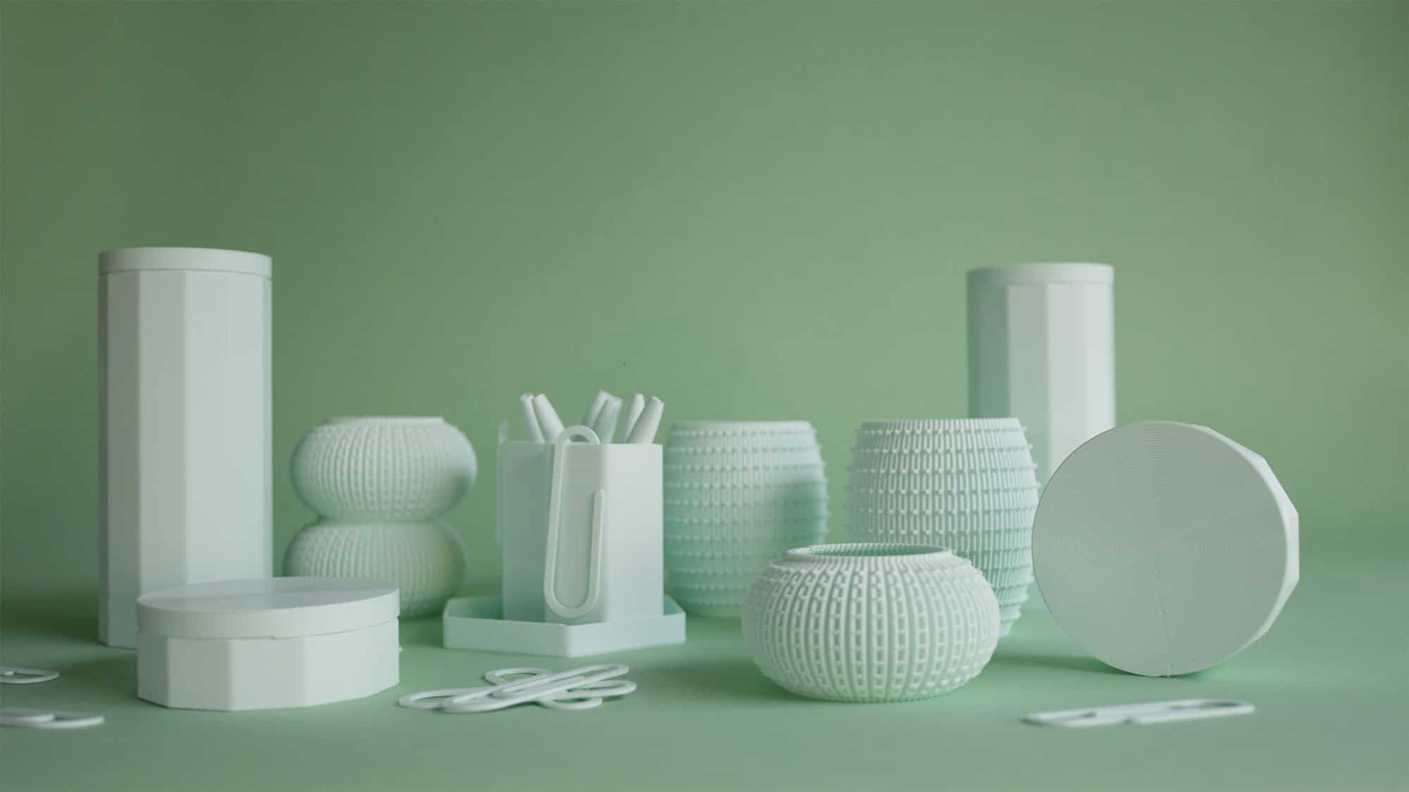 Batch.works 3D printed homeware