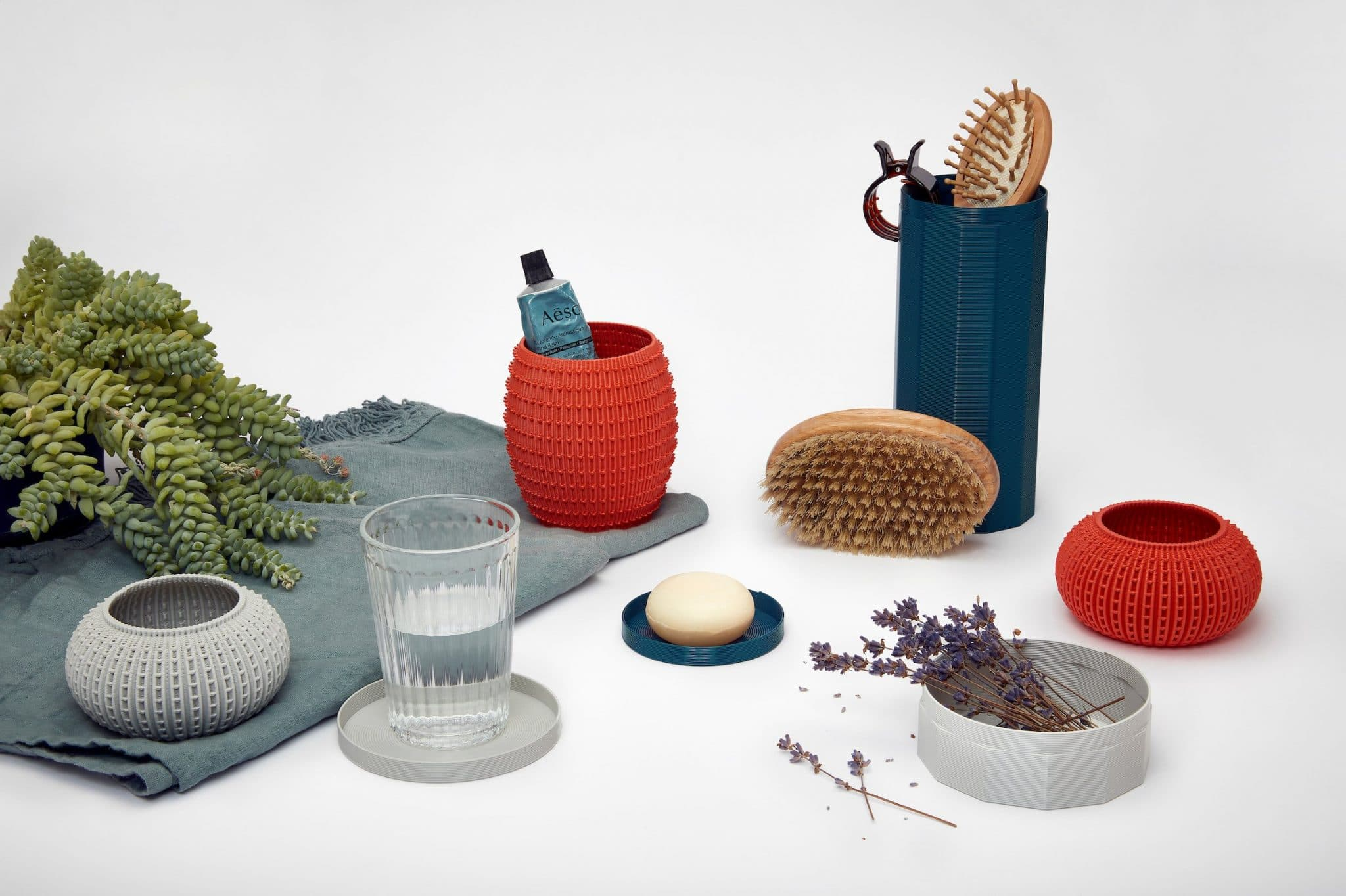 3D printed homeware
