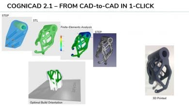 Photo of CogniCAD 2.1: ParaMatters updates generative design platform