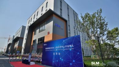 Photo of SLM Solutions opens new application center in Shanghai