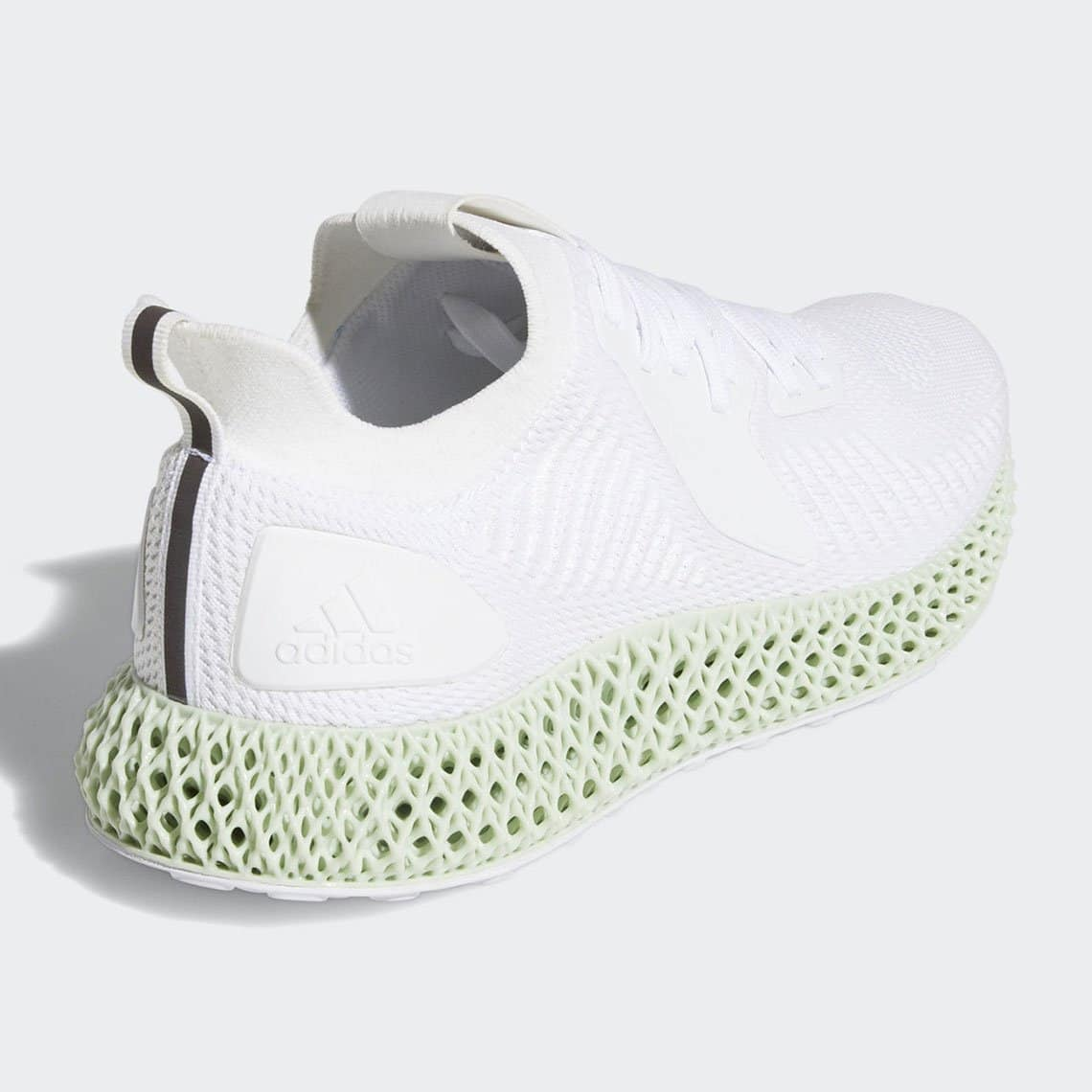 The new 3D printed sneakers from adidas