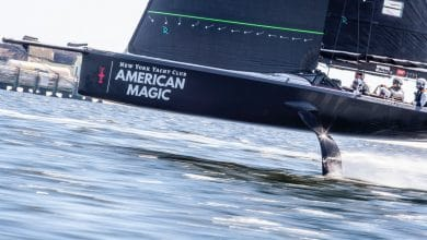 Photo of American Magic adopts Stratasys carbon fiber 3D printing for America's Cup