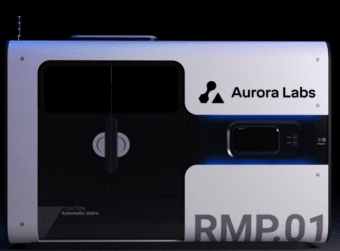 Aurora Labs RMP1 Beta 3D printer