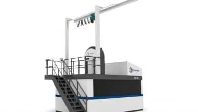 Quintus new Hot Isostatic Press