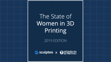 Photo of Sculpteo releases first edition of State of Women in 3D Printing report