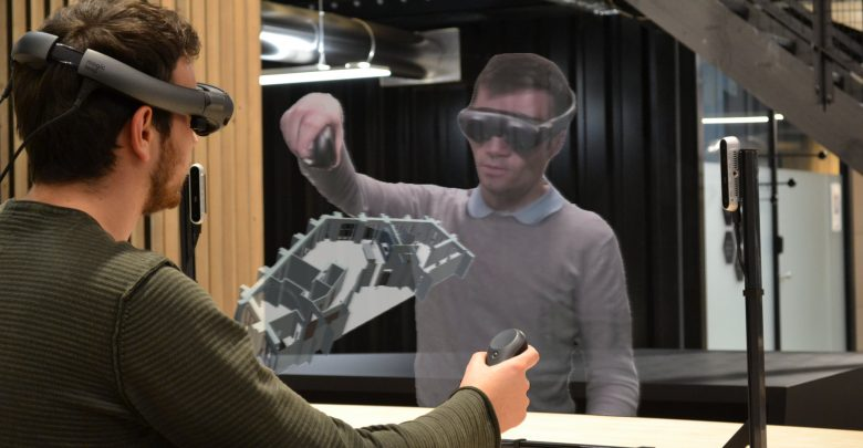 Photo of Magic Leap buys holographic co-presence platform Mimesys