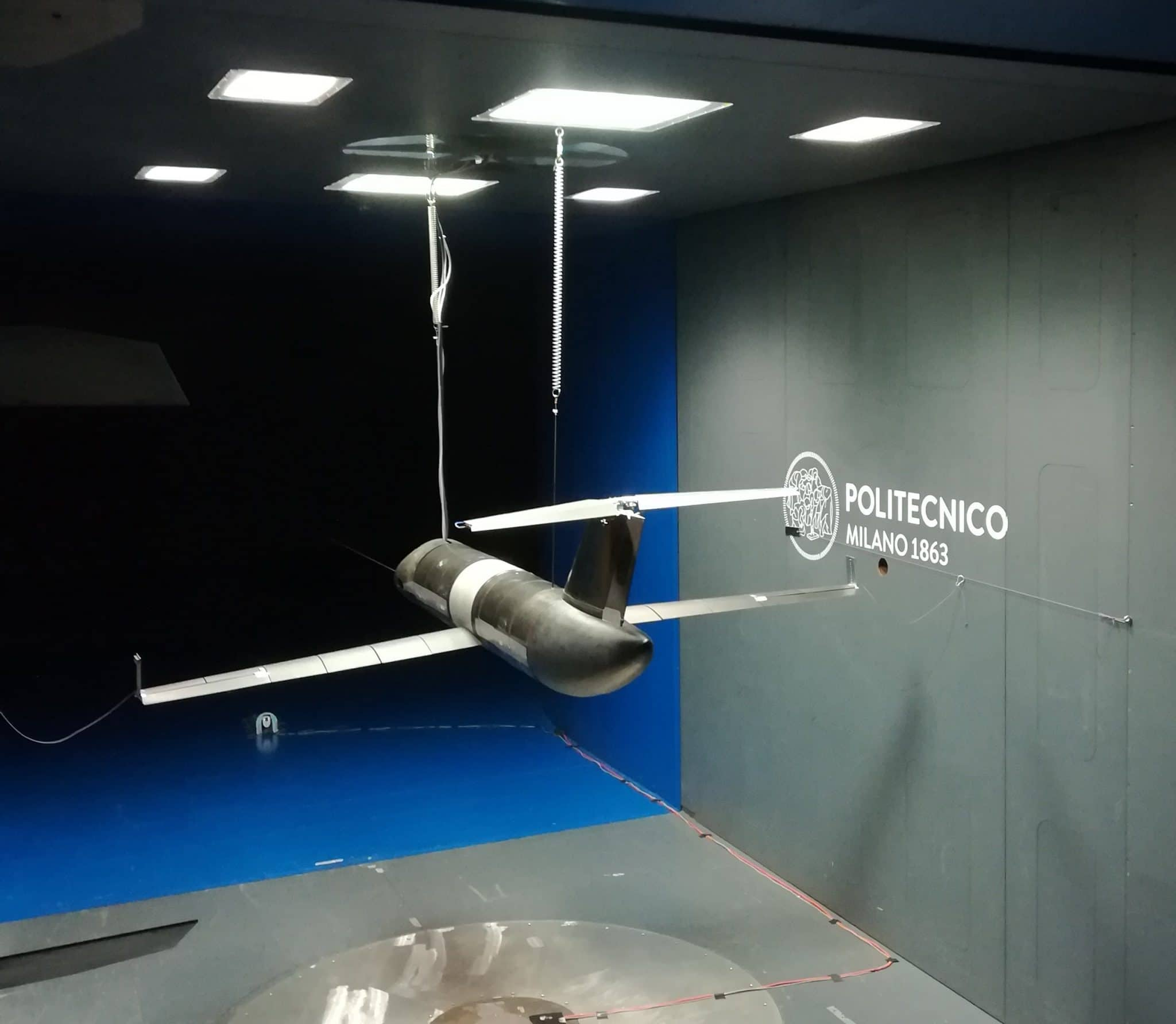 CRP Technology wind tunnel