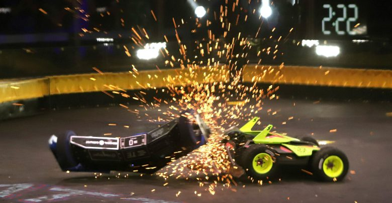 Photo of BattleBots 2019 brings 3D printed parts by Markforged into the ring