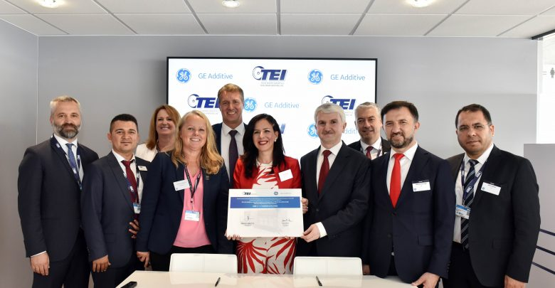 TEI Turkey GE Additive